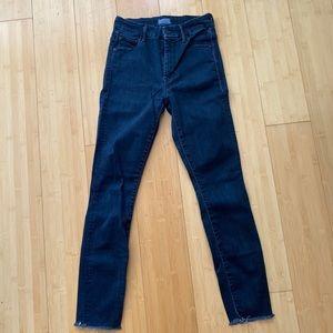 Mother denim skinny jeans size 25